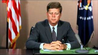 JFK Burial - Robert McNamara - Fog of War