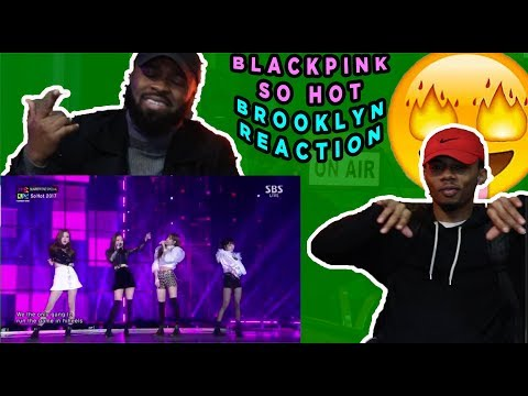 BLACKPINK - 'SO HOT' (THEBLACKLABEL Remix) | Brooklyn Reaction