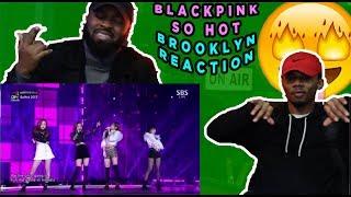 Download Lagu BLACKPINK - 'SO HOT' (THEBLACKLABEL Remix) | Brooklyn Reaction mp3