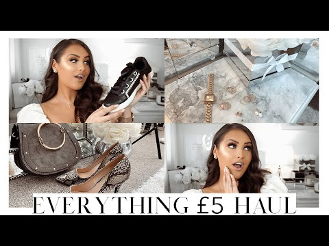 SHEIN ACCESSORY HAUL | LUXURY ITEMS DUPES | TASHAY SIRJUE from YouTube · Duration:  34 minutes 16 seconds