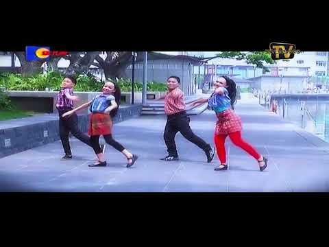 DEN BISA  - Ocho Ocho (Official MV karaoke)