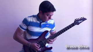 (1st place winner) Ibanez Flying Fingers 2017 Bolivia BruceGuitarMusic