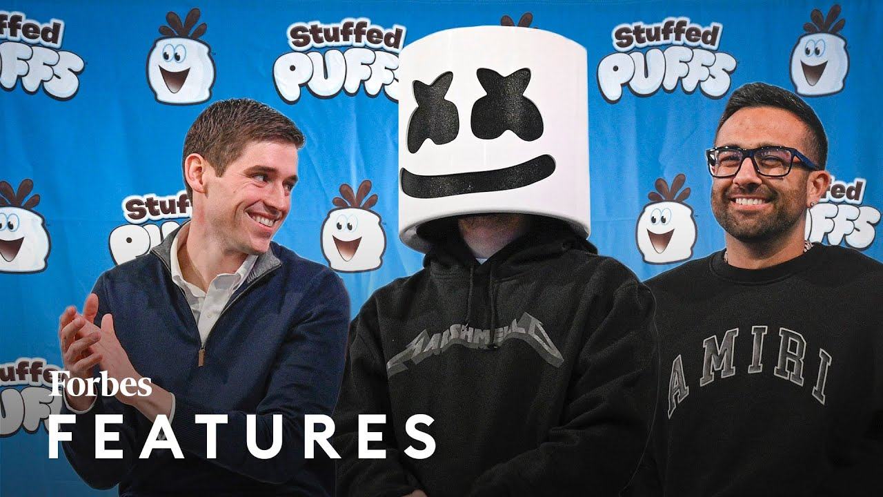 Marshmello x Stuffed Puffs: Inside The DJ's Equity Deal With Popular Marshmallow Company