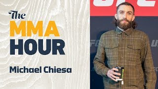 Michael Chiesa Says Family Has Received Nasty Messages As Backlash From McGregor Lawsuit