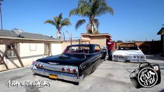 """A Day with Caliboy Ep.25 """" Chillin with SD Tone and klique SD"""""""