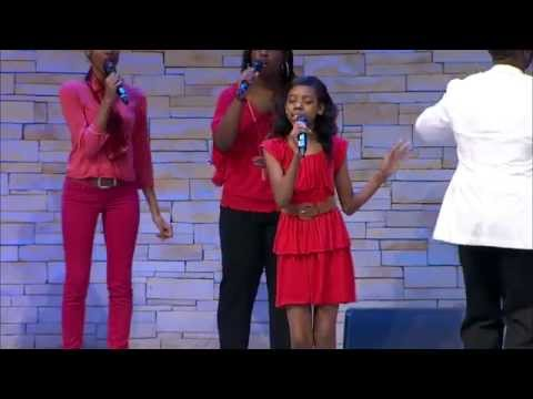 """You're Amazing"" Concord Church Voices of Praise Youth Choir"