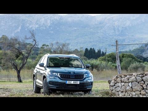 Hot News! 2017 Skoda Kodiaq, the Czech Version of Our Next VW Tiguan