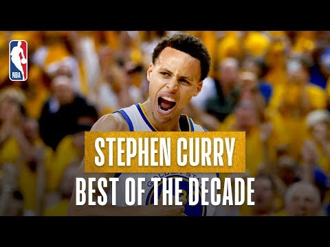 Stephen Curry's Best Plays Of The Decade
