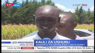 Wenyeji Eldoret kuzungumzia ushuru wa ziada