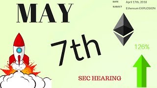 Why May 7th Is So Important For Ethereum. (BIG DECISION AHEAD)