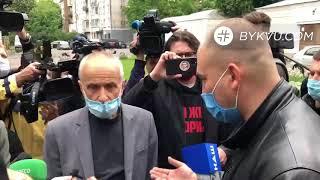 Без рішення суду: як слідчі ДБР намагалися потрапити в музей Івана Гончара