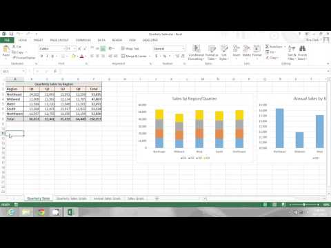 How To Put A Signature On Microsoft Excel : Microsoft Office Lessons
