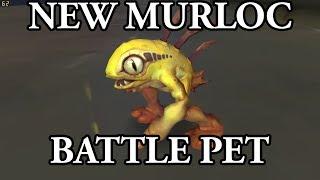 New Murloc Battle Pet In WoW!