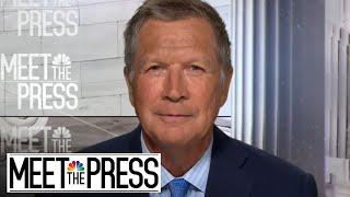 John Kasich: 'I'm Not For A Divider' (Full) | Meet The Press | NBC News