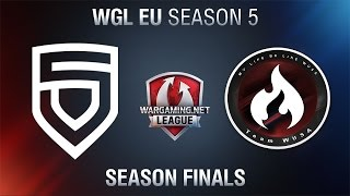 Penta vs. WUSA - WGLU Season Finals 2015 - World of Tanks