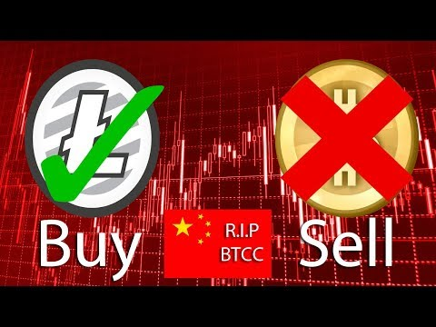 Litecoin HUGE Buy Opportunity Following BTC China Exchange Closure