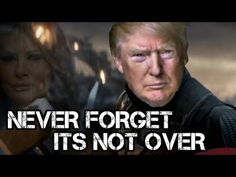 Never forget ...It's not over!!!