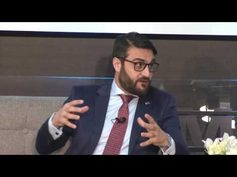 The Future of Afghanistan: Ioannis Koskinas talks to H.E. Dr. Hamdullah Mohib
