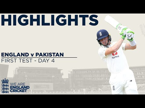 Day 4 Highlights | England Turn It Around To Secure Stunning