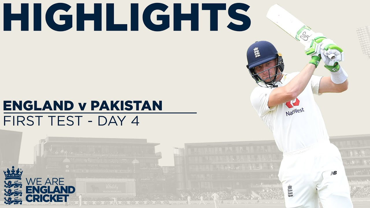 Day 4 Highlights | England Turn It Around To Secure Stunning Victory! | England v Pakistan 2020