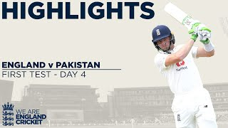 England Turn It Around To Secure Stunning Victory!   England V Pakistan 1st Test 2020