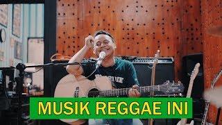 RAS MUHAMAD - MUSIK REGGAE INI Live COVER by ANDI 33
