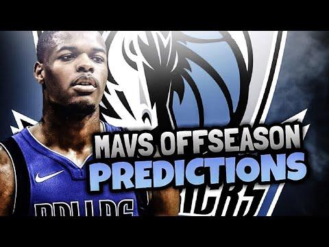 PREDICTING THE MAVERICKS 2018 OFFSEASON REBUILD! NBA 2K18 MY LEAGUE!