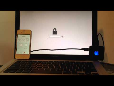  4-Digits Apple EFI Firmware Password Removal USB Tool MacBook (Pro/Air) IMac