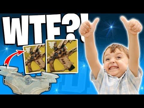 Destiny 2 - Insane DOUBLE One Thousand Voices Drop REACTION! - Top 5 Funny Freackouts / Episode 75 thumbnail