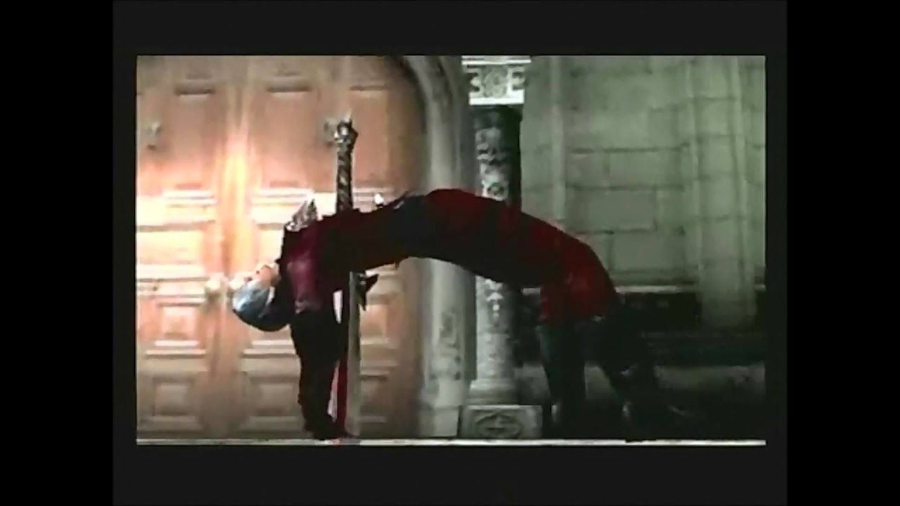 Image result for Devil May cry 4 Dante stabbed