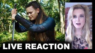 Cursed Netflix Trailer 2 REACTION