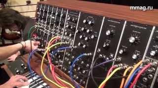 mmag.ru: Musikmesse 2015 - Moog System 35 - аналоговый синтезатор
