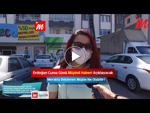 Erdoğan Cuma Günü Müjdeli Haberi Açıklayacak!