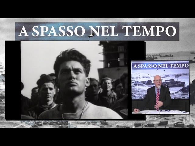 RADIO CUSANO TV (Ch. 264 del digitale terrestre).  SECONDA GUERRA MONDIALE, LA CAMPAGNA D'ITALIA
