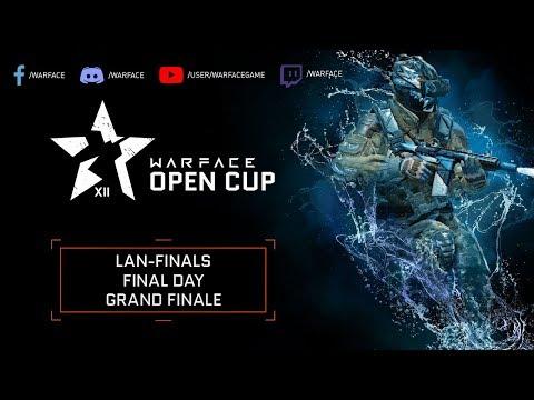 Warface Open Cup Season XII LAN Finals - Final Day