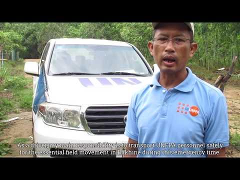 COVID-19 response video