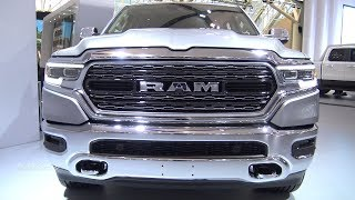 2019 RAM 1500 Limited - Exterior And Interior Walkaround - 2018 Toronto Auto Show