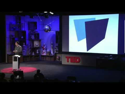 Neil Turok makes his TED Prize wish