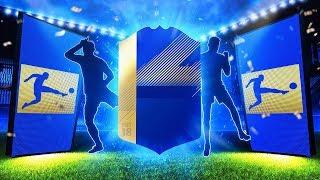 TOTS BESTIA TRAFIONA! 2x TOTS W GENIALNYM PACK OPENINGU! FIFA 18