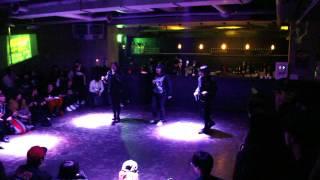 2012 UDC 연말파티 - 힙합학개론 - B.S.L