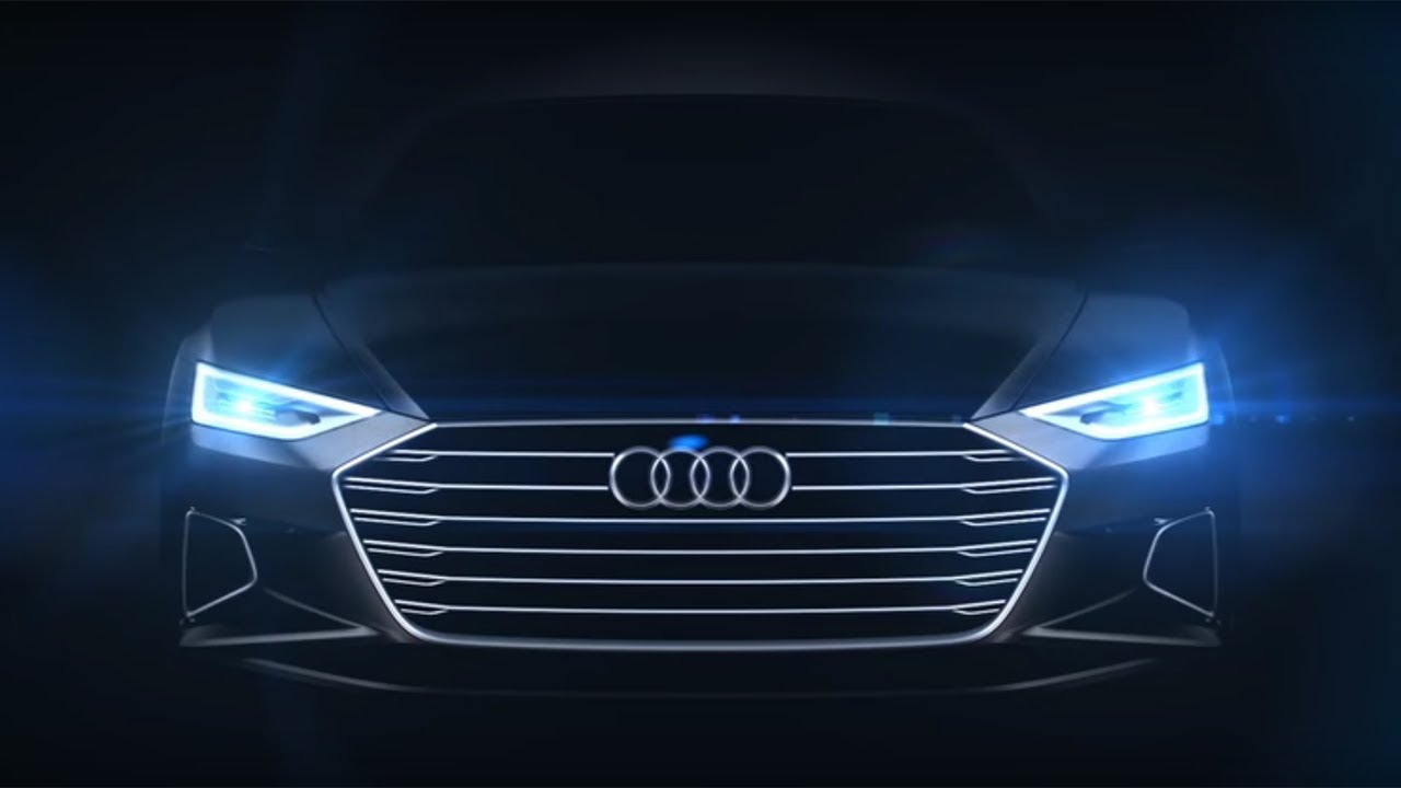 Audi Lighting Technology Illuminating The Future Youtube