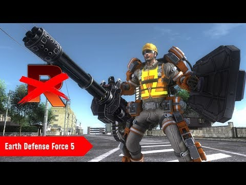 Earth Defense Force 5: The grind is real - real fun! thumbnail