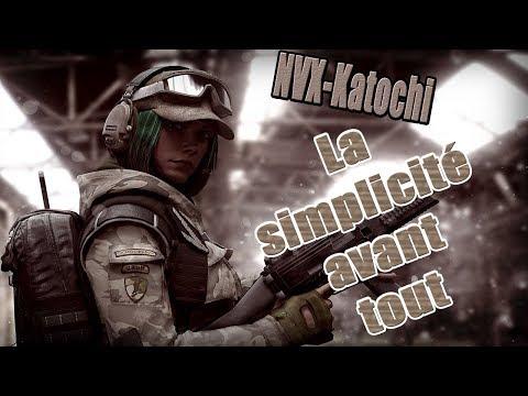 RAINBOW SIX SIEGE MONTAGE #2 | NVX-Katochi | La Simplicité Avant Tout...