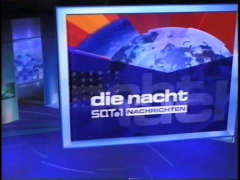 Sat.1 - Die Nacht - Nachrichten vom 16.12.2003