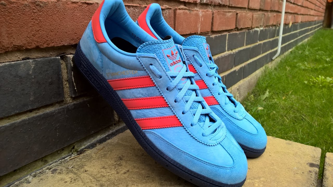 Adidas Gt Manchester Spzl Unboxing Amp On Foot Youtube