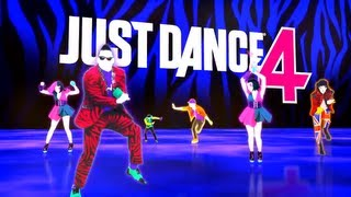 VISÃO GERAL: Just Dance 4 (Pt-Br) - Xbox 360/Kinect - CJBr