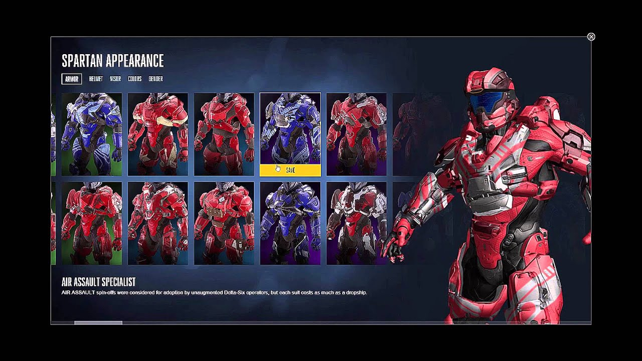 Clans Are Called Spartan Companies In Halo 5, Here's How