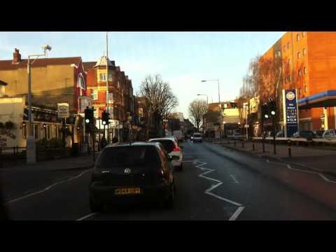 London Streets (499.) - Croydon - Streatham - Brixton