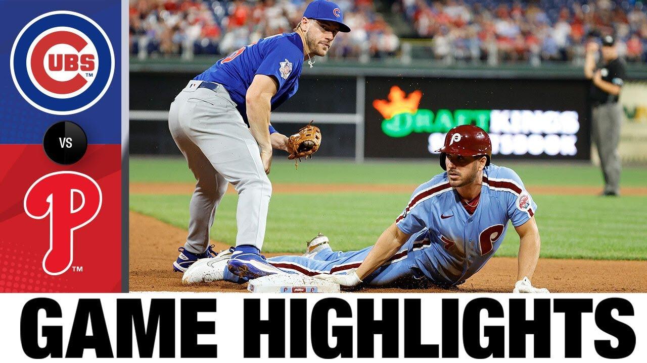 Download Cubs vs. Phillies Highlights (9/16/21) | MLB Highlights