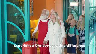 A Santa Approved Christmas holiday at Atlantis, The Palm